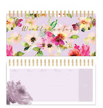 Lilac Bloom Weekly Planner