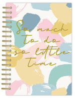 Pastel Patter A5 Wiro Notebook