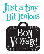 Bon Voyage Card The Bright Side