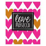 Deck Chair Love Prosseco