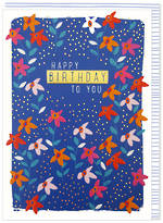 Kirra Birthday Blue Floral