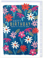 Kirra Birthday Green Floral