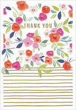 Thank You Card Kirra Floral