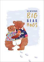 Sympathy Card Group Kirra Sending Big Bear Hugs