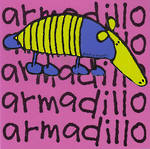 Wobbles Card Armadillo