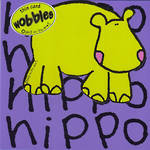 Wobbles Card Hippo