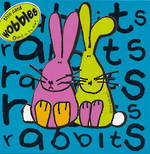 Wobbles Card Rabbits