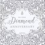 Anniversary Card 60th Diamond On Your Anniversary