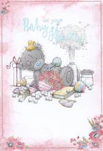 Baby Shower Card Me To You Baby Shower