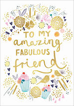 Louise Tiler Mod Fab Friend