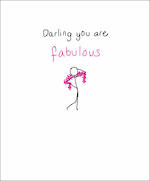 Stick By Me You Are Fabulous