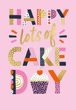 A Ok Happy Lots Of Cake Day