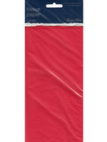 Tissue Paper Pack Red
