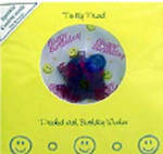 Card Birthday Wishes Yelow