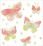 Mini Card Butterflies