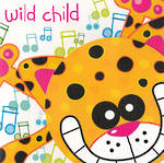 Kids' Birthday Card: Doolallys Wild Child