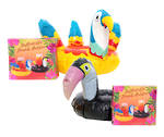 Tropical Treat Bird Cup Holder