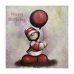 Hoodies Birthday Red Balloon
