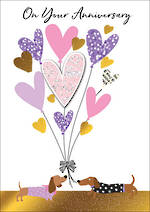 Anniversary Card Your Just To Say