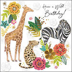 Sublime Birthday Wild Animals