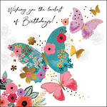Sublime Birthday Butterflies