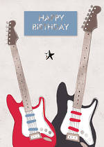 Yours Truly Birthday Guitars