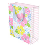 Large Gift Bag Pastel Blooms