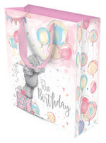 Medium Gift Bag Me To You Birthday