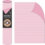 Roll Wrap POP Pink Stripes