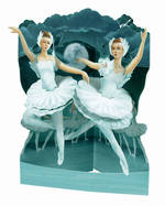 Santoro Swing Cards Ballerinas