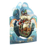 Santoro Swing Cards Pirate Ship