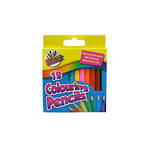 Colouring Pencil Half-size Pack of 12 Pencils