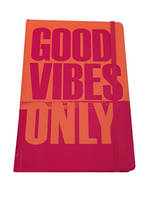 Hardcover Journal Good Vibes Only