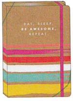 Hardcover Journal Be Awesome