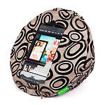 Tabcoosh Tablet Holder Mini Velvet Circle