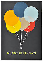 Roam Balloons Happy Birthday