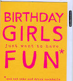 Fluro Birthday Girls & Fun