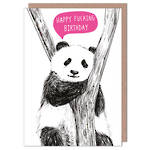 Charly Clements Birthday Panda