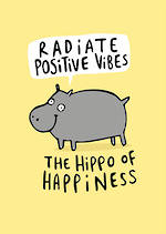 Katie Abey Hippo Happiness