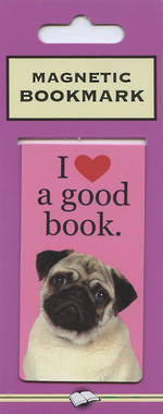 Magnetic Bookmark I Love A Good Book