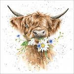 Wrendale Country Set Daisy Cow