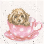 Wrendale Country Set Teacup Pup