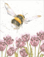 Mini Card Wrendale Bee