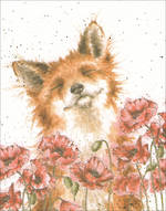 Mini Card Wrendale Fox