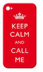Phone Case 4G Keep Calm
