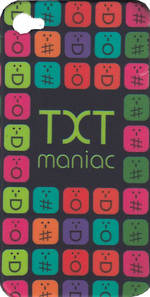 Phone Case 4G Txt Maniac