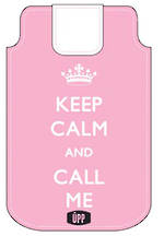 Uni Phone Pouch Keep Calm