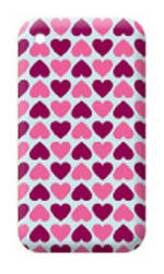 Phone Case 3G Hearts