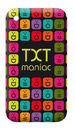 Phone Case 3G Txt Maniac