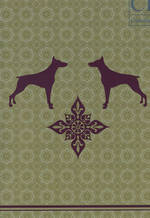 Blank Card General Landed Gentry Hounds